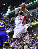 NBA-Indiana Pacers vs Miami Heat-Indianapolis, IN