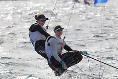 2014 ISAF Sailing World Cup | 49FX