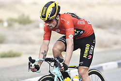 March 2, 2019 - Dubai, Emirati Arabi Uniti, Emirati Arabi Uniti - Foto LaPresse - Fabio Ferrari.02 Marzo 2019 Dubai (Emirati Arabi Uniti).Sport Ciclismo.UAE Tour 2019 - Tappa 7 - da Dubai Safari Park a City Walk - 145 km.Nella foto: durante la gara. ROGLIC Primoz(SLO)TEAM JUMBO - VISMA..Photo LaPresse - Fabio Ferrari.March 02, 2019 Dubai (United Arab Emirates) .Sport Cycling.UAE Tour 2019 - Stage 7 - From Dubai Safari Park to City Walk  - 90 miles..In the pic: during the race ROGLIC Primoz(SLO)TEAM JUMBO - VISMA (Credit Image: © Fabio Ferrari/Lapresse via ZUMA Press)