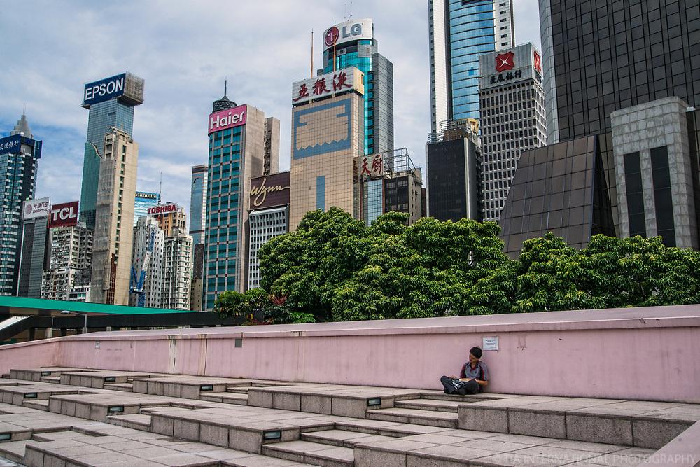 Some Solitude in Wan Chai