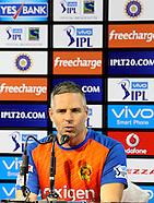 Vivo IPL 2016 - GL Practice in Bangalore 13.5