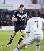 Ross County' Iain Vigurs - Ross County v Dundee - Irn Bru Scottish Football League First Division at Victoria Park, Dingwall..- © David Young - .5 Foundry Place - .Monifieth - .DD5 4BB - .Telephone 07765 252616 - .email; davidyoungphoto@gmail.com - .web; www.davidyoungphoto.co.uk
