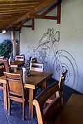 Deus restaurant in Canggu.  Bali, Indonesia.