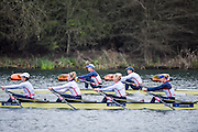 Caversham. Berkshire. UK<br /> GBR W2X, Bow, Katherine GRAINGER and Vicky THORNLEY. passing the Women's Quad in the forground.<br /> 2016 GBRowing European Team Announcement,  <br /> <br /> Wednesday  06/04/2016 <br /> <br /> [Mandatory Credit; Peter SPURRIER/Intersport-images]<br /> 2016 GBRowing European Team Announcement,  <br /> <br /> Wednesday  06/04/2016 <br /> <br /> [Mandatory Credit; Peter SPURRIER/Intersport-images]