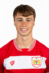 James Morton - Ryan Hiscott/JMP - 31/07/2018 - FOOTBALL - Ashton Gate - Bristol, England - Bristol City U23 Headshots
