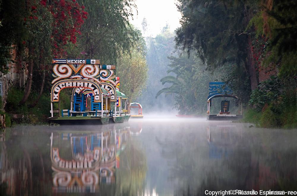 Fotos de la exposición México de colores