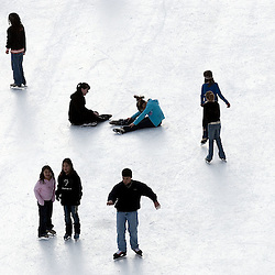 Ice Skating for VIA