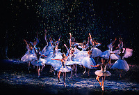 The Nutcracker, performed by the Colorado Ballet, Denver Performing Arts Complex, Denver, Colorado