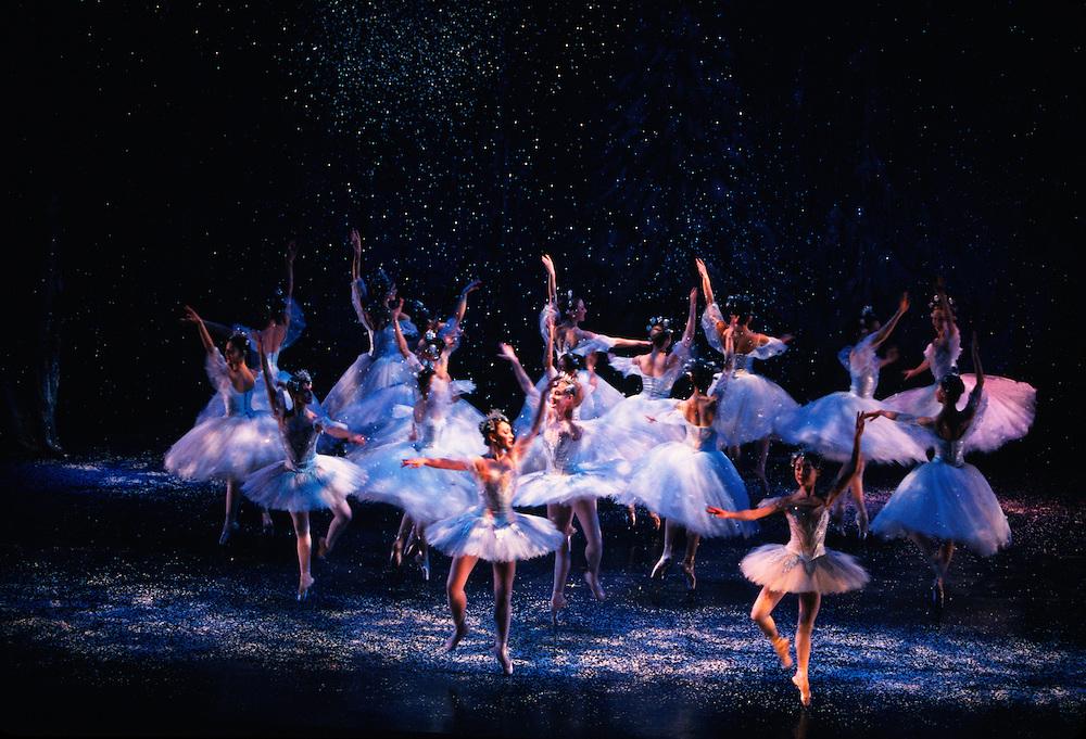 The Nutcracker, performed by the Colorado Ballet, Denver Performing Arts Complex, Denver, Colorado