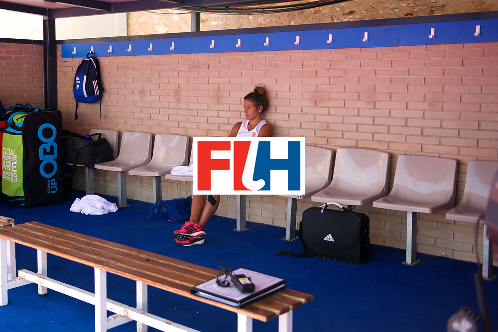 RIO 2016 Olympic qualification, Hockey, Women, match for the third place, Germany vs Argentina : before the match
