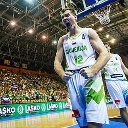 20160907: SLO, Basketball - FIBA EuroBasket Qualifiers 2017, Slovenia vs Ukraine