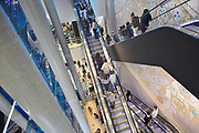 Nederland, Nijmegen, 31-3-2014Filiaal van modeketen Primark is gevestigd aan het vernieuwde Plein 44, plein44 en moet een impuls voor de binnenstad betekenen. Foto: Flip Franssen