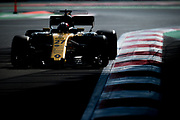 October 27-29, 2017: Mexican Grand Prix. Nico Hulkenberg (GER), Renault Sport Formula One Team, R.S.17