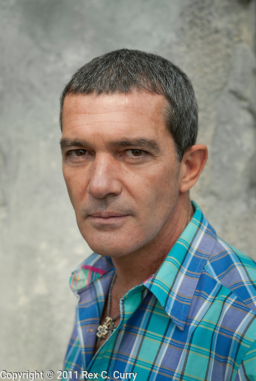 "Antonio Banderas is starring in two movies ""Puss in Boots"",  a spin off of Shrek and ""The Skin I Live in"", a film by Pedro Almodóvar"