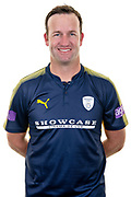 Sean Ervine of Hampshire during the Hampshire CCC photo call 2017 at  at the Ageas Bowl, Southampton, United Kingdom on 12 April 2017. Photo by David Vokes.