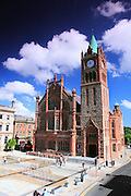 The Guildhall ,Derry ,N Ireland