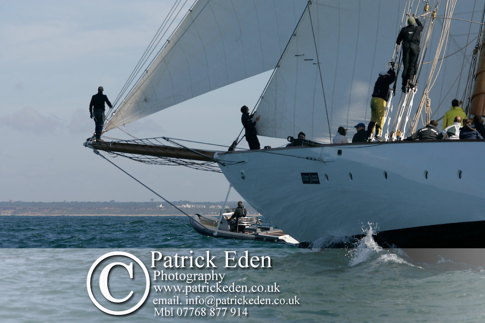 Eleonora, Eleanora, J P Morgan Round the island Race 2015