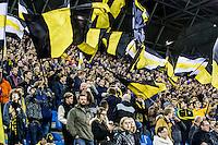 ARNHEM - Vitesse - PSV , Voetbal , Eredivisie , Seizoen 2016/2017 , Gelredome , 29-10-2016 ,  sfeer vooraf onder de supporters