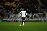 Preston North End Midfielder Paul Gallagher during the Sky Bet Championship match between Preston North End and Charlton Athletic at Deepdale, Preston, England on 23 February 2016. Photo by Pete Burns.