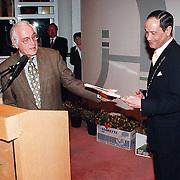 Nieuwjaarsreceptie gemeente Huizen 1999,