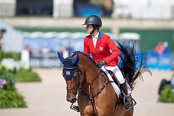 Sternlicht Adrienne, USA, Cristalline<br /> World Equestrian Games - Tryon 2018<br /> © Hippo Foto - Dirk Caremans<br /> 21/09/2018