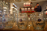 Ceske Budejovice/Czech Republic, CZE, 12.12.06: Budweiser Budvars, Visitors Centre and shop opened to the public in April 2005. The exposition portrays the history of the brewing industry in Ceské Budejovice (Budweis).