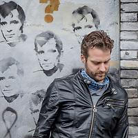 Nederland, Amsterdam, 1 juli 2017.<br />Bram Janssen uit Maasbree is fotograaf en journalist voor Associated Press. De afgelopen jaren deed hij verslag van diverse brandhaarden in de wereld. Vorige week kwam hij zelf in het nieuws toen hij werd opgepakt in Turkije terwijl hij het Gay Pride-protest in Istanbul aan het filmen was.<br /><br /><br /><br />Foto: Jean-Pierre Jans