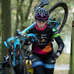 OLDENZAAL (NED) wielrennen <br />Josien Woudsma