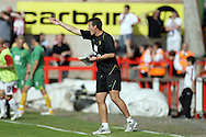 London - Saturday August 15th, 2009: Norwich City Caretaker Manager Ian Butterworth during the Coca Cola League One match at St James Park, Exeter. (Pic by Mark Chapman/Focus Images)