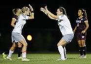 OC Women's Soccer vs Texas A&M International Univ - 9/22/2016