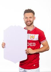 Matty Taylor of Bristol City - Ryan Hiscott/JMP - 26/07/2018 - FOOTBALL - Ashton Gate - Bristol, England - Bristol City Media Day