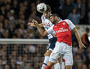 Tottenham Hotspur v Arsenal - Capital One Cup - 23/09/2015