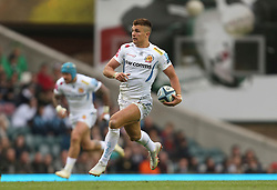 Henry Slade of Exeter Chiefs - Mandatory by-line: James Baylis/JMP - 06/04/2019 - RUGBY - Welford Road - Leicester, England - Leicester Tigers v Exeter Chiefs - Gallagher Premiership Rugby