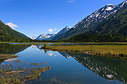 Reflections on the way to Seward