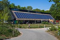 BLOEMENDAAL / OVERVEEN  - Kennemerduinen , Nationaal Park Zuid-Kennemerland. Bezoekerscentrum De Kennemerduinen.  ANP COPYRIGHT KOEN SUYK