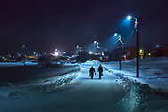 If saying that Longyearbyen is the world's northernmost settlement is not enough to get you excited, I have a more romantic description. It's a place where the streets have no names. And it's true, btw. The streets are numbered rather than named here.