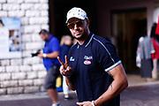 Christian Burns<br /> Raduno Nazionale Maschile Senior<br /> Autografi con tifosi<br /> Folgaria, 27/07/2017<br /> Foto Ciamillo-Castoria/ M. Brondi