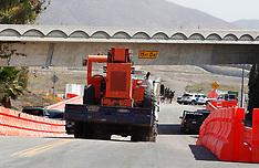 Construction Begins On Trump's Border Wall Prototypes - 27 Sep 2017