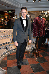 THOM EVANS at the Dolce & Gabbana London Collections: Mens Event 2014 held at Dolce & Gabbana, 53-55 New Bond Street, London on 5th January 2014.