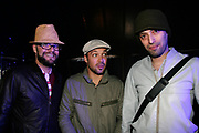 DJs, Justin Robertson, Mylo, Erol Alkan, Isle of Skye Festival 2006