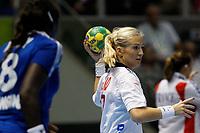 20111218: SAO PAULO, BRAZIL - Player Nostvold (NOR)  at France vs Norway final match of the XX World Handball<br /> PHOTO: CITYFILES