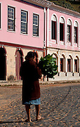 Catas Altas da Noruega_MG, Brasil...Casario historico da cidade de Catas Altas da Noruega, Minas Gerais...Colonial house in Catas Altas da Noruega, Minas Gerais...Foto: LEO DRUMOND / NITRO