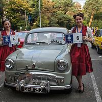 Car 6 Seren Whyte / Elise Whyte