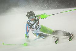 "Zan Groselj (SLO) during FIS Alpine Ski World Cup 2016/17 Men's Slalom race named ""Snow Queen Trophy 2017"", on January 5, 2017 in Course Crveni Spust at Sljeme hill, Zagreb, Croatia. Photo by Ziga Zupan / Sportida"