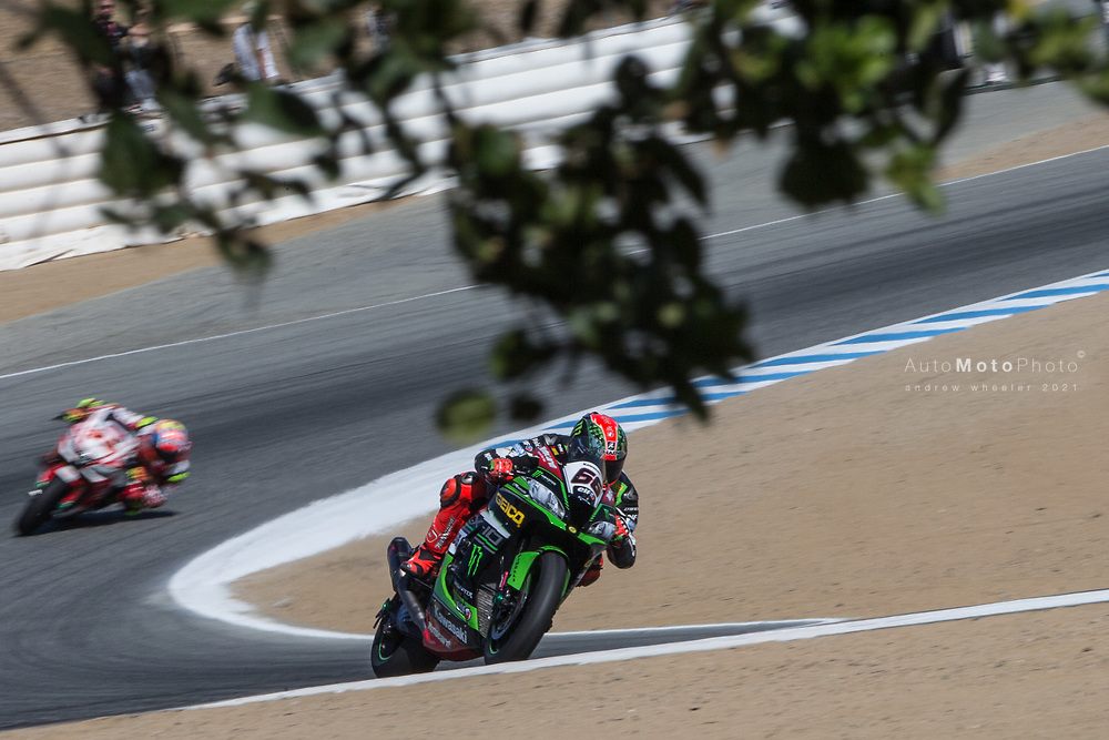 2017 World Superbike Championship, Round 8, Laguna Seca, USA, 9 July 2017