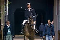 Bost Roger Yves, FRA, Sunshine du Phare<br /> Indoor Brabant 2018<br /> © Sharon Vandeput<br /> 11/03/18
