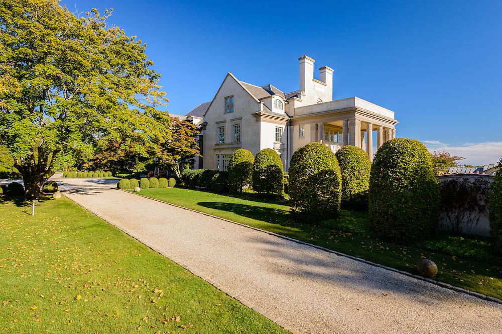 Villa Maria, Halsey Lane, Water Mill, NY