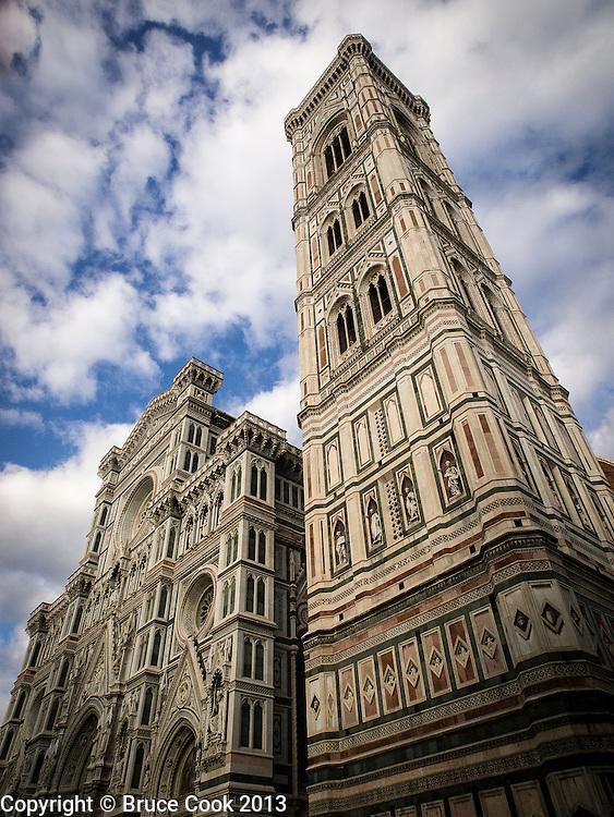 Florence Duomo and Campanile
