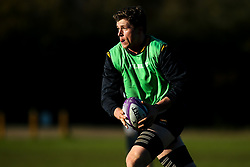 Thibaud Flament of Wasps during training ahead of the European Challenge Cup fixture against SU Agen - Mandatory by-line: Robbie Stephenson/JMP - 18/11/2019 - RUGBY - Broadstreet Rugby Football Club - Coventry , Warwickshire - Wasps Training Session