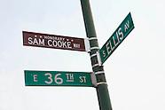 Sam Cooke Street Dedication